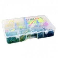 Коробка рыболовная пластиковая Flambeau 7004R TUFF TAINER ZERUST