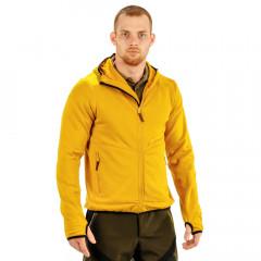 Толстовка Aquatic ФЛ-04 T&P (флис, цвет желтый, р.S)