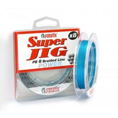 Fanatik (Фанатик) Super Jig PE X8 blue 75 м