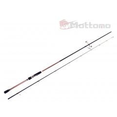 Спиннинг Mottomo Falcata-2 MFLS-802H 244см/12-42g