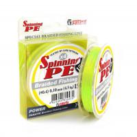 Spinning PE X4 yellow 150 м