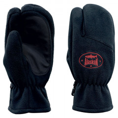 Перчатки-варежки Alaskan Colville 2F L черные
