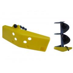 Футляр для ножей ледобура ЛР-100мм