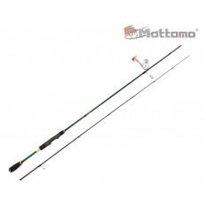 Спиннинг Mottomo Eleganza MELS-702L 213см/2-10g