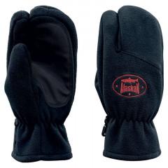 Перчатки-варежки Alaskan Colville 2F S черные