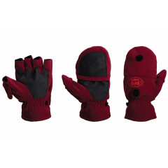 Перчатки-варежки Alaskan Colville L бордовые