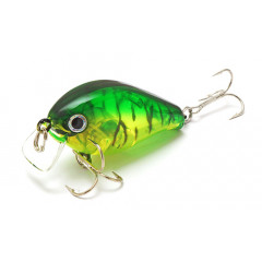 Воблер Lucky Craft Clutch SR 5412 Lime Chart Tiger 905