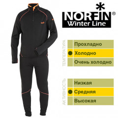 Термобельё Norfin WINTER LINE 01 р.S