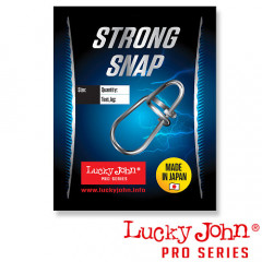 Застёжки Lucky John Pro Series STRONG 002 5шт.