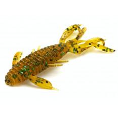 "Твистеры съедобные Lucky John Pro Series Bug 3.5"", 8.9 см, цвет PA19, 6 шт."