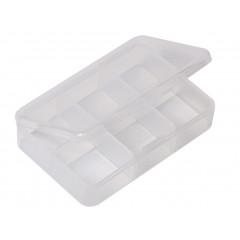 Коробка рыболовная Meiho FB-11 FLY BOX 87x60x20 6 ячеек