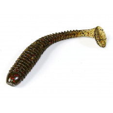 "Виброхвосты съедобные Lucky John Pro Series Spark Tail 4"", 10.1 см, цвет PA03, 5 шт."
