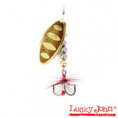 Блесна вращающаяся Lucky John SHELT BLADE 02 09.0г 001