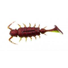 """Виброхвосты съедобные Lucky John Alien Bug 1.5"""" (3,81см)/T44 10шт."""