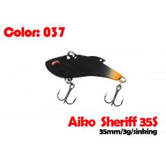 Воблер-цикада Aiko Sheriff 35S 037