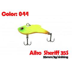Воблер-цикада Aiko Sheriff 35S 044