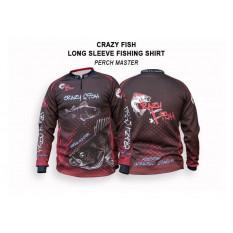 Свитшот Crazy Fish  Perch Hunter - XL