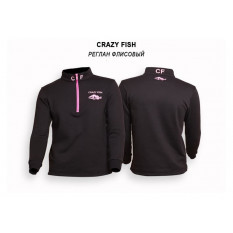 Джерси флисовый Crazy Fish Cotton - M