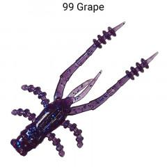 """Силиконовая приманка Crazy Fish Crayfish 1.8"""" 26-45-99-6"""