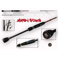 Спиннинг Crazy Fish Aspen Stake AS732НT 2,20м 20-80гр