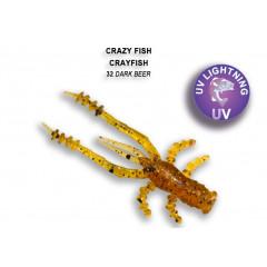Мягкая приманка Crazy Fish CRAYFISH 26-45-32-4