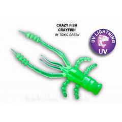"""Силиконовая приманка Crazy Fish Crayfish 1.8"""" 26-45-81-6"""
