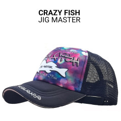 Кепка тракер Crazy Fish Jig Master M