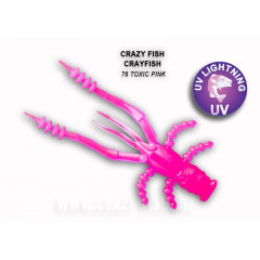 "Силиконовая приманка Crazy Fish Crayfish 1.8"" 26-45-76-6"