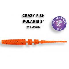 """Силиконовая приманка Crazy Fish Polaris 2.2"""" 17-54-18-6"""