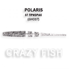 "Мягкая приманка Crazy Fish POLARIS 2"" 17-5.5-7-6"