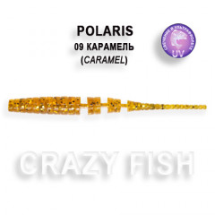 "Мягкая приманка Crazy Fish POLARIS 2"" 17-5.5-9-6"