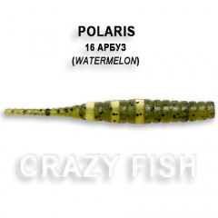 Мягкая приманка Crazy Fish POLARIS 5-4.5-16-6