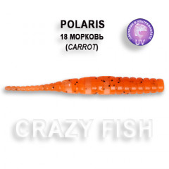 Мягкая приманка Crazy Fish POLARIS 5-4.5-18-6