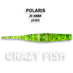 "Мягкая приманка Crazy Fish POLARIS 2"" 17-5.5-20-6"