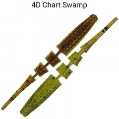"""Силиконовая приманка Crazy Fish Polaris 1.8"""" 5-45-4d-6"""