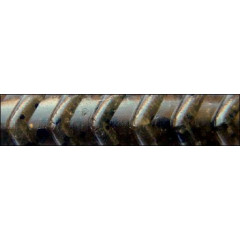 Твистер Big Hammer 5 inch Ringer Worm 203 - Green Pumpkinseed