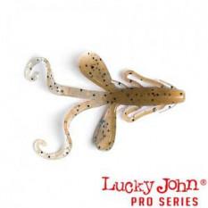 """Силиконовая приманка Lucky John Hogy Hog 1.2"""", цвет S18, 10 шт."""