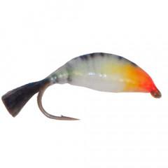 Мормышка вольфрамовая имитирующая мормыша M4 с петелькой 2,5 мм, цвет 25