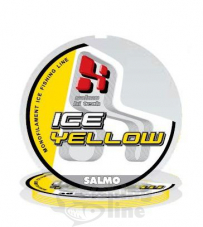 Леска моно. зим. Salmo HI-TECH ICE YELLOW 030/0.12