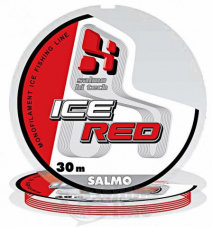 Леска моно. зим. Salmo HI-TECH ICE RED 030/0.10