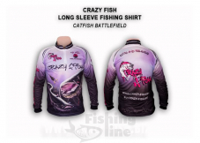 Джерси Crazy Fish Catfish Battlefield - S