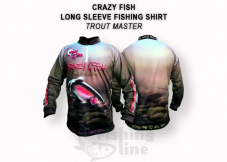 Джерси Crazy Fish Trout Мaster 2XL