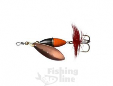 Блесна Myran Wipp 15gr Copper Orange/Black