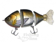 Свимбейт Reaction Strike Bull Bream 4.5 Mirror Minnow
