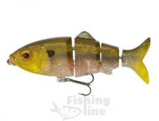 "Свимбейт Reaction Strike Revolution Shad 4"" (10,2 см) 18,4 г Susp Ghost Minnow"