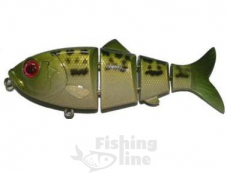 "Свимбейт Reaction Strike Revolution Shad 4"" (10,2 см) 18,4 г Susp Baby Bass"