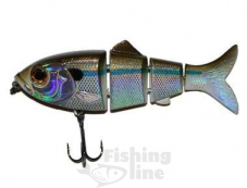 "Свимбейт Reaction Strike Revolution Shad 4"" (10,2 см) 18,4 г Susp Alewife"