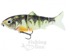 Свимбейт Reaction Strike Revolution Shad 3 Susp Live Yellow Perch
