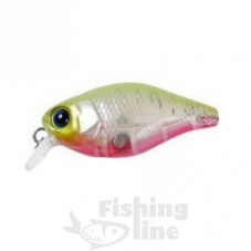 Воблер JACKALL Chubby 38F 4g clear chartreuse tiger