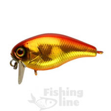 Воблер JACKALL Chubby 38F 4g hl red & gold